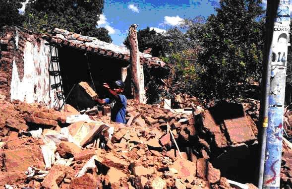 Earthquakes - Spreekbeurten.info