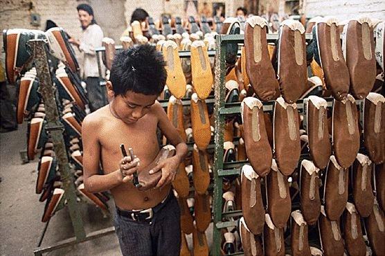 Welke winkels doen aan kinderarbeid