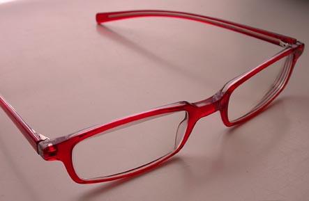 blauwe glazen bril dyslexie