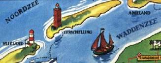 kaartje Terschelling