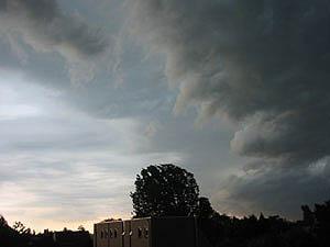 weer onweer