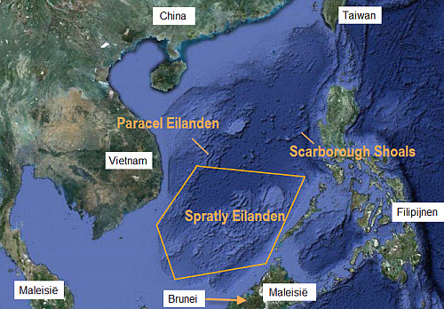 spratly eilanden