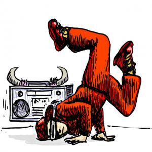 Breakdance-oldschool