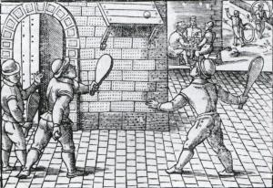 tennis geschiedenis