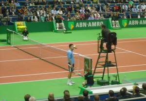 tennis puntentelling