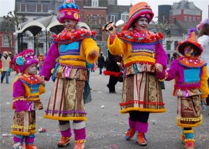 carnaval maastricht