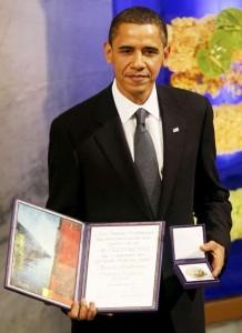obama nobelprijs