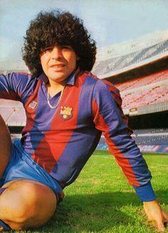 Maradona-barca