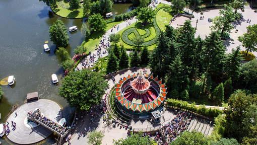 attractiepark - efteling