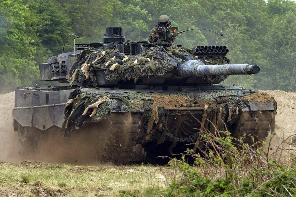 militaire oefening overijssel