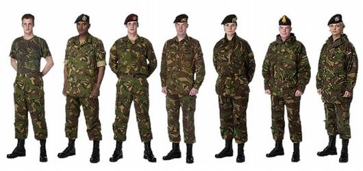 korps mariniers jungle