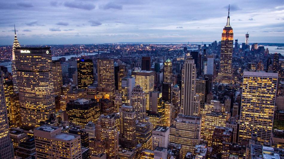 Belangrijke Gebouwen New York.New York Spreekbeurten Info