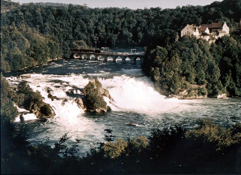 Waterval Rijn Zwitserland.Zwitserland Spreekbeurten Info
